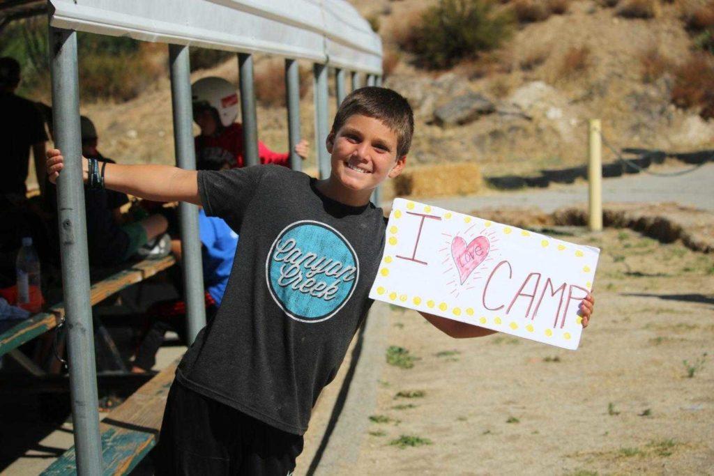 home canyon creek summer camp